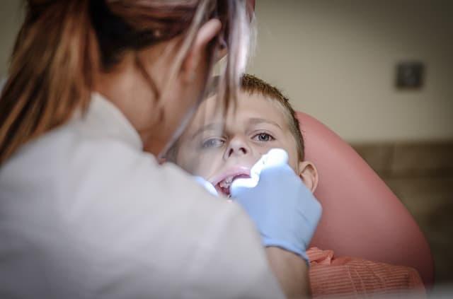 Стоматология детская в Киеве