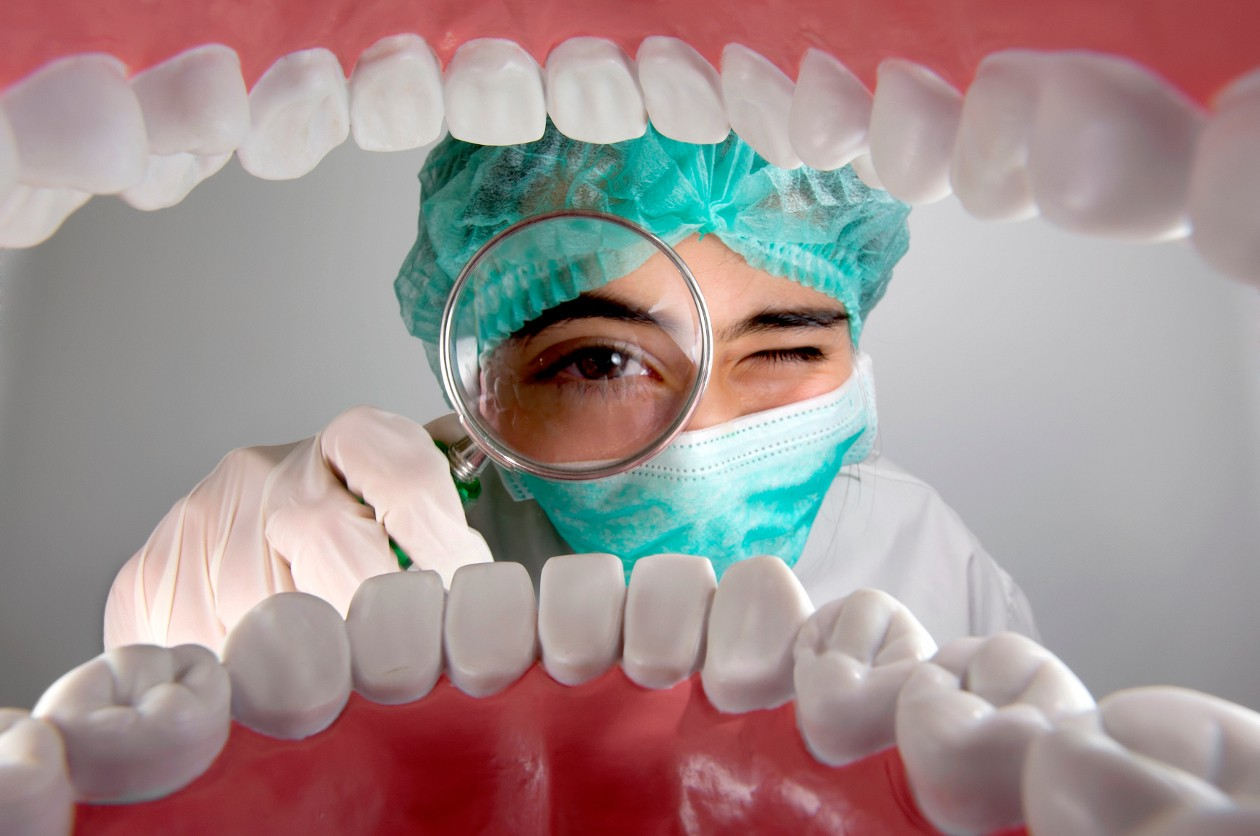 профосмотр у стоматолога
