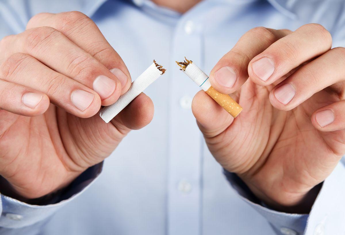 курение и заболевание десен